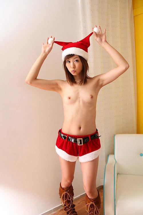 クリスマスイブはサンタさんのおっぱいプレゼント2