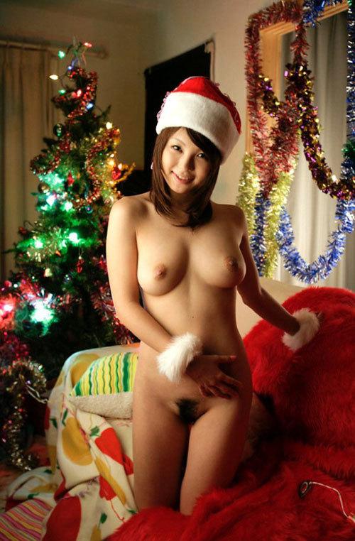 クリスマスイブはサンタさんのおっぱいプレゼント19