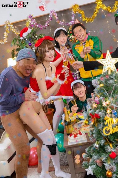 時間を止められる男がクリスマスのリア充に天誅を加える新作