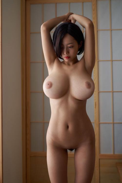 【画像】最高の形をしたおっぱい女が見つかるwwwwwwwwwwwwwwwwwww