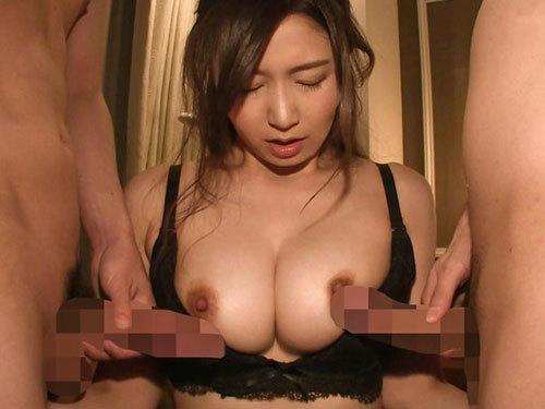 三浦歩美36歳 Gカップ巨乳167cmの8等身完璧ボディ美人妻AVデビュー
