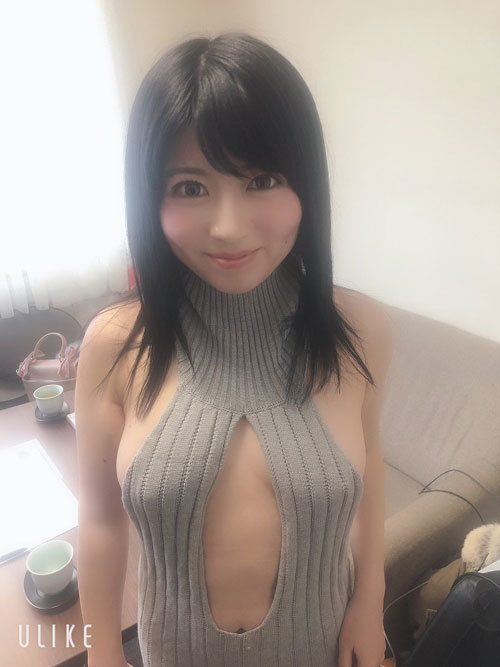 井上愛唯(いのうえあい)AVデビュー!