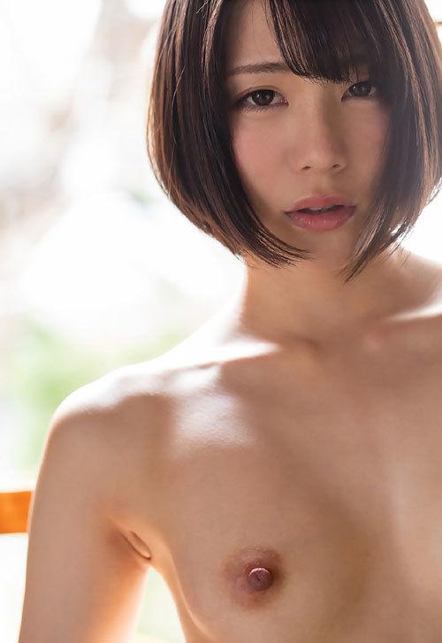 鈴村あいりDカップの美乳おっぱい48