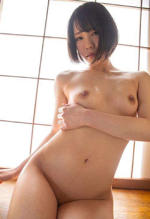 鈴村あいりDカップの美乳おっぱい55