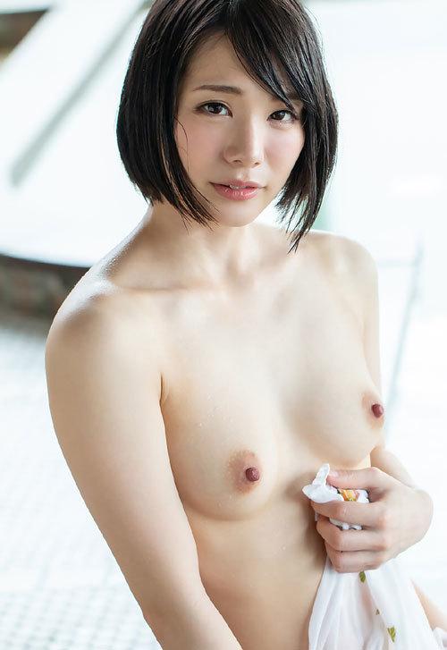 鈴村あいりDカップの美乳おっぱい67