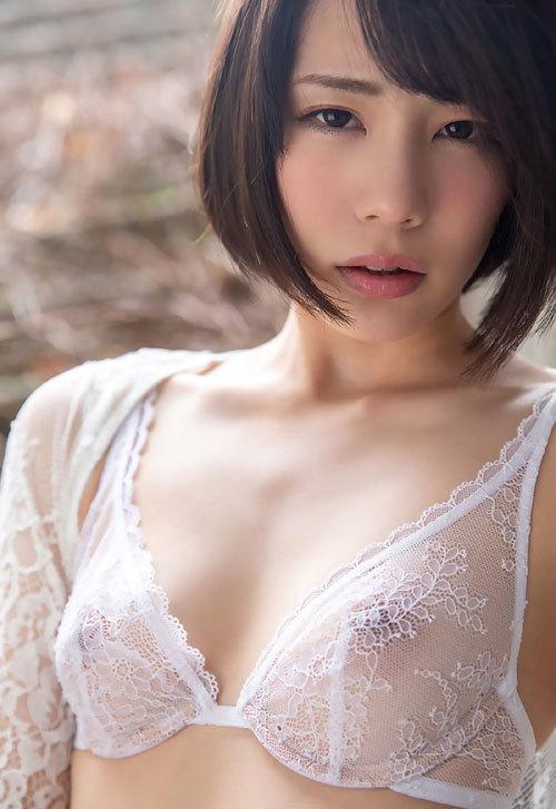鈴村あいりDカップの美乳おっぱい115