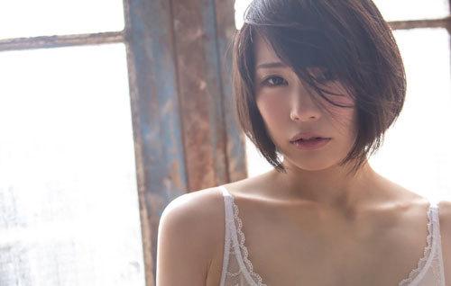 鈴村あいりDカップの美乳おっぱい119