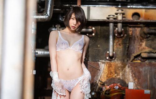 鈴村あいりDカップの美乳おっぱい120
