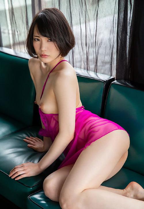 鈴村あいりDカップの美乳おっぱい139