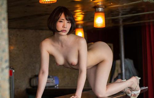 鈴村あいりDカップの美乳おっぱい143