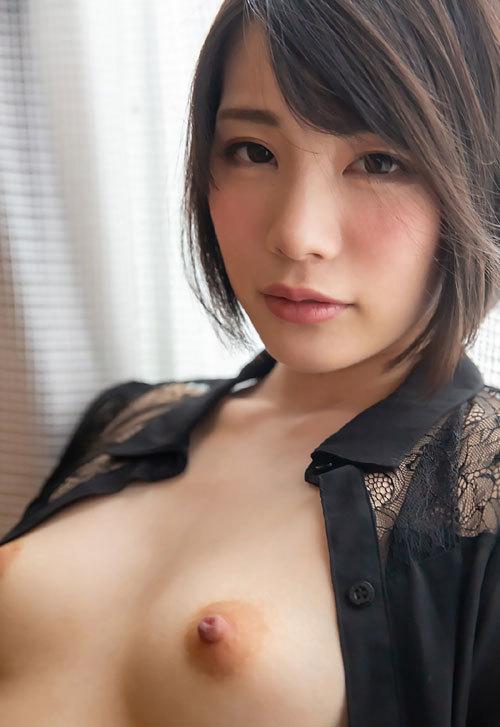 鈴村あいりDカップの美乳おっぱい145