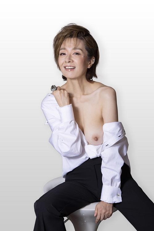 真梨邑ケイ(61歳) 久しぶりにAVリリース!