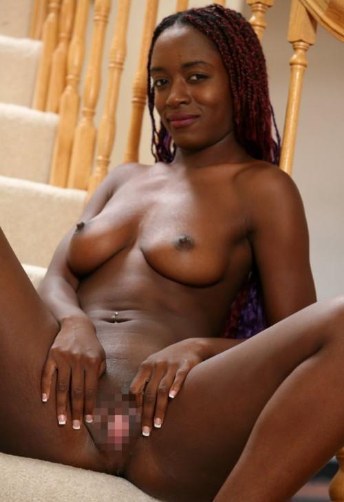 黒人女性が見せるクパァが斬新すぎる件wwwwwwwwwwwwww(画像あり)