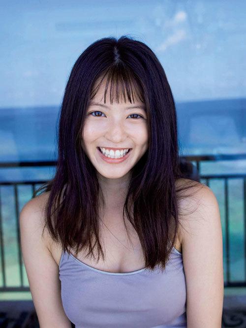 今田美桜の福岡で一番可愛い女の子のおっぱい14