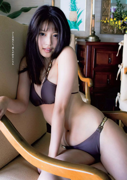 今田美桜の福岡で一番可愛い女の子のおっぱい33