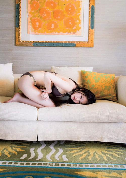 今田美桜の福岡で一番可愛い女の子のおっぱい34