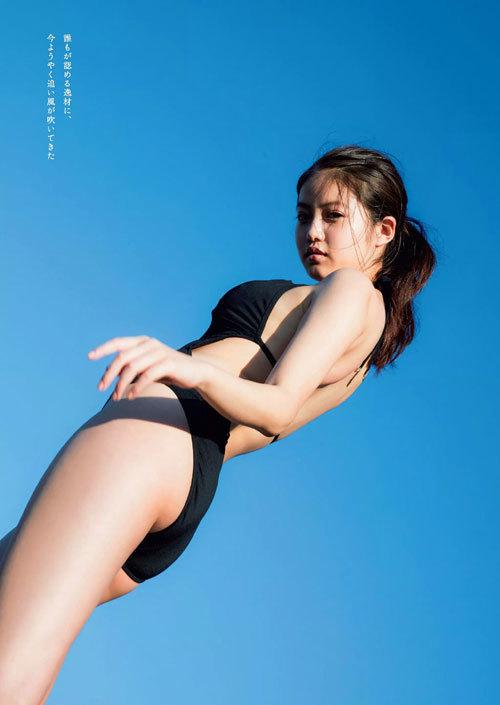 今田美桜の福岡で一番可愛い女の子のおっぱい35