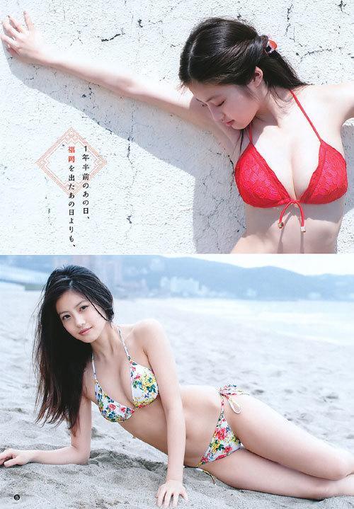 今田美桜の福岡で一番可愛い女の子のおっぱい43