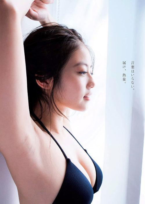 今田美桜の福岡で一番可愛い女の子のおっぱい93