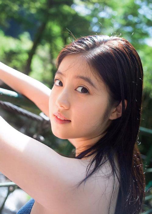 今田美桜の福岡で一番可愛い女の子のおっぱい103