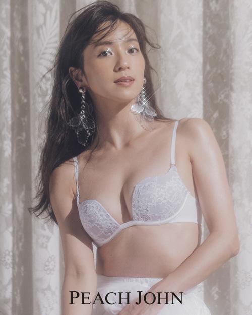 中村アンのセクシーランジェリー下着エロ画像!!