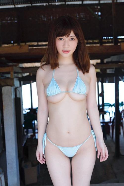【メイリ(元純情のアフィリア・Iカップ爆乳)お色気グラビア】画像・動画