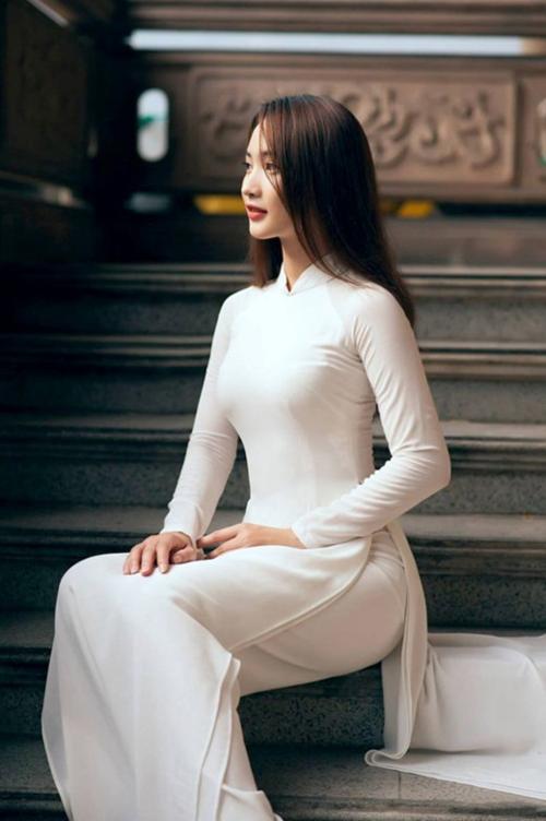アオザイ画像 セクシーなベトナム女性たち