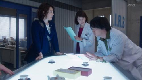【ヌード】若村麻由美「科捜研の女」の大物女優が乳首を出した衝撃濡れ場…奇跡のアラフィフが脱いだ貴重なシーン…