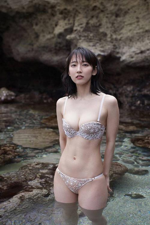 吉岡里帆の水着は人を幸せな気持ちにする何かがある!!【画像115枚】