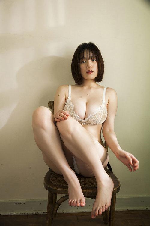筧美和子ちゃんのブラから溢れる爆乳おっぱい37