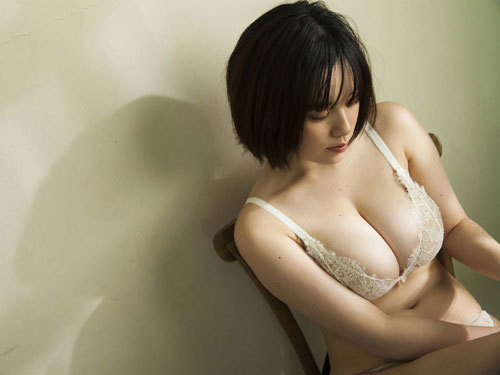 筧美和子ちゃんのブラから溢れる爆乳おっぱい39