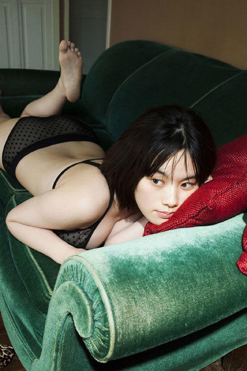 筧美和子ちゃんのブラから溢れる爆乳おっぱい49