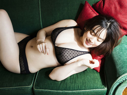 筧美和子ちゃんのブラから溢れる爆乳おっぱい51