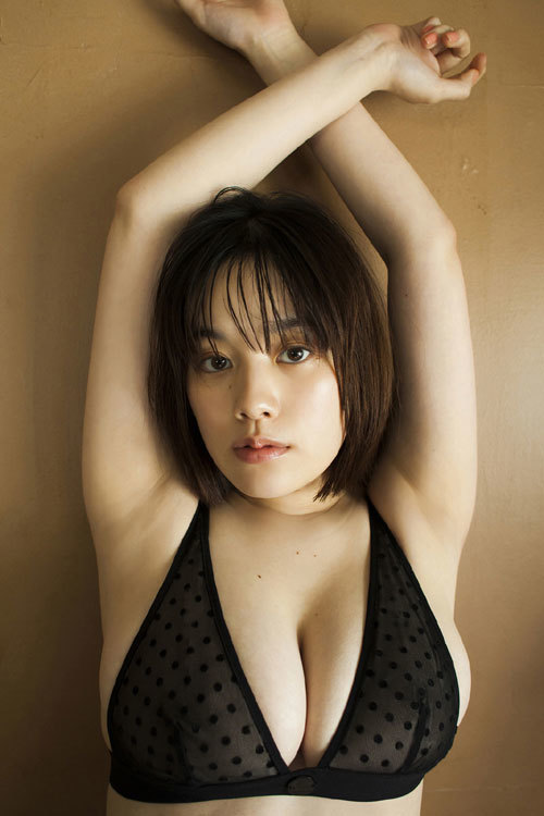 筧美和子ちゃんのブラから溢れる爆乳おっぱい54