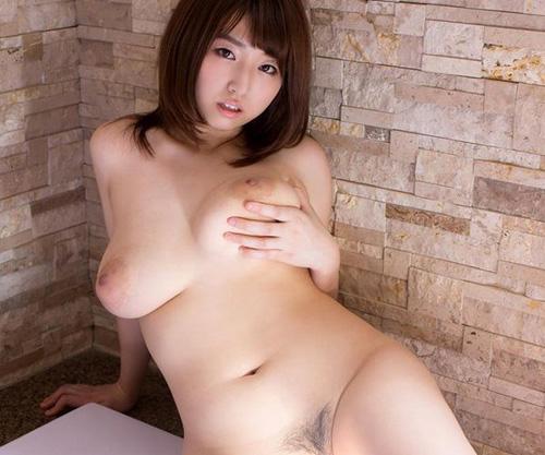 松本菜奈実 爆乳をブルンブルンさせてる濃密セックス画像47枚
