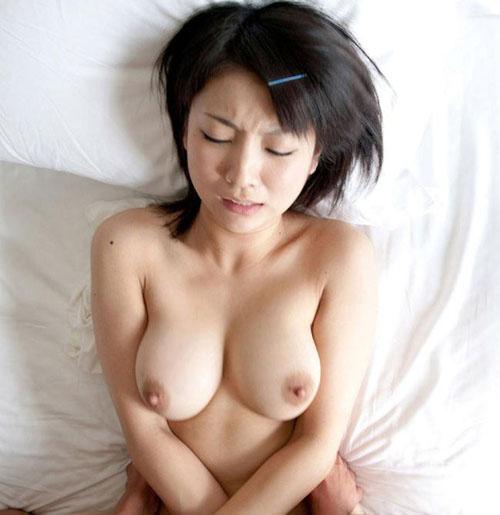 【イキ顔エロ画像】セックスで絶頂した時の女性の顔を見ると興奮する
