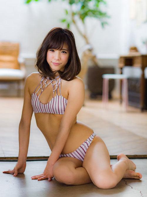 夏本あさみ軟体スレンダーボディのおっぱい46