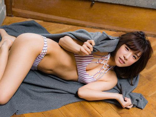 夏本あさみ軟体スレンダーボディのおっぱい58