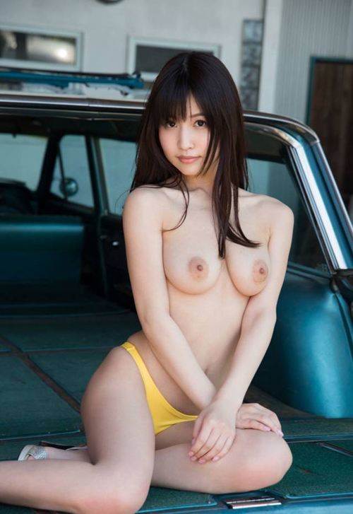 AV女優「桜空もも」のエロ過ぎる爆乳画像140枚!!gifあり