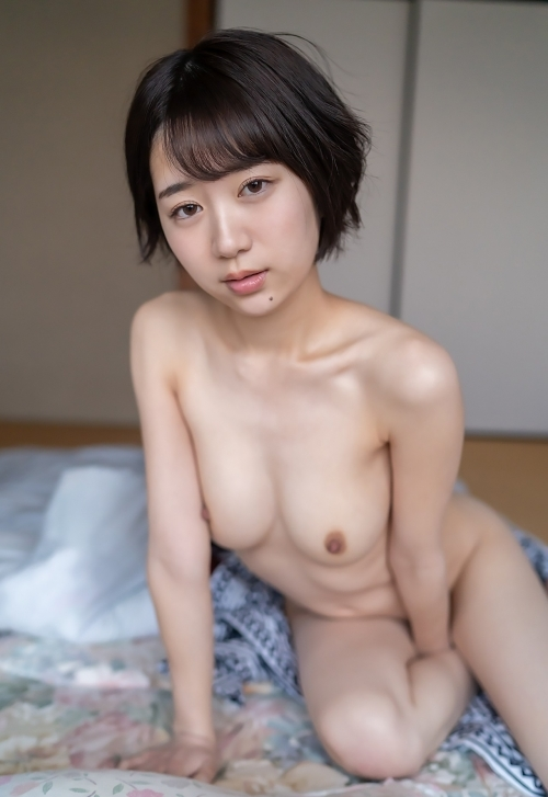 藤江史帆 ショートカット美女と二人きりの濃密性交温泉旅行 画像108枚