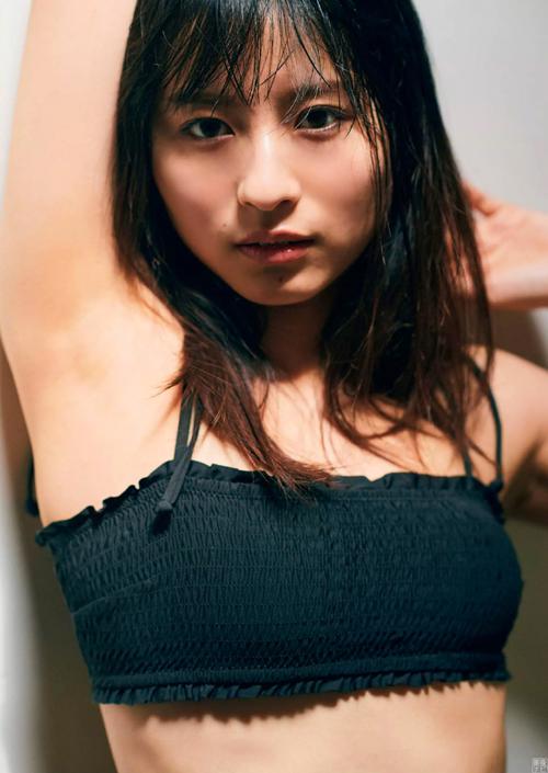 栗子 ガッキー激似美少女が水着解禁