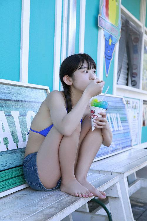 長澤茉里奈ちゃんFカップの合法口リおっぱい19