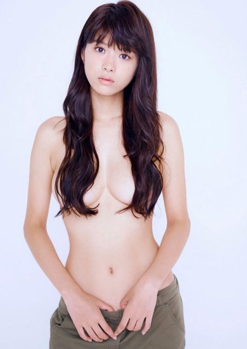 【馬場ふみか(Eカップ巨乳)お色気ヌードグラビア】画像・動画