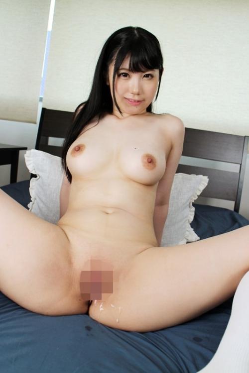 梨杏なつ やわらかなFカップ色白巨乳に包まれるセックス 画像115枚