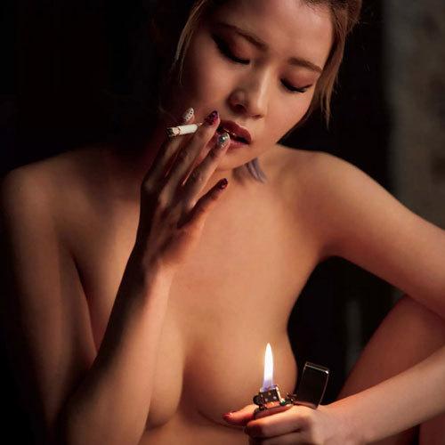 小林ひろみ 恵比寿マスカッツのヤンコバが全裸で限界セミヌードを披露