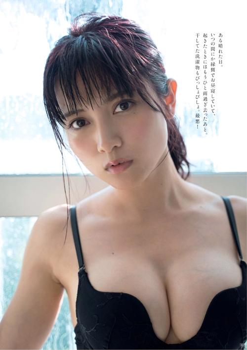 桃月なしこ(23) 超可愛いガチの現役ナースがグラビア参戦!