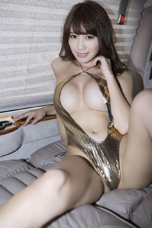 森咲智美エロ過ぎるお姉さんGカップおっぱい86