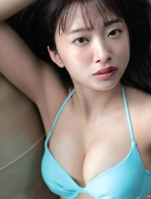 SUPER☆GiRLSの逸材!渡邉幸愛(21)のグラビア画像×90