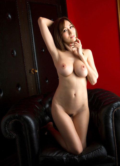 おっぱいとマン毛丸出しの全裸のエロお姉さん30