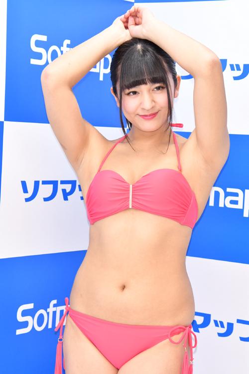 徳江かな ワキ!!!